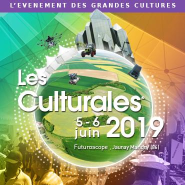 Logo Les Culturales 2019